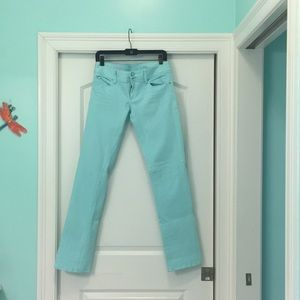 Light Blue Lilly Pulitzer Jeans, Size 6